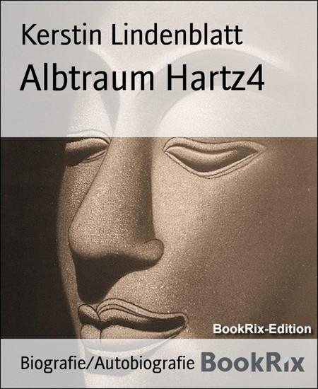 Albtraum Hartz4 - Blick ins Buch