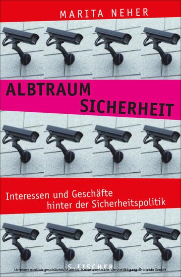 Albtraum Sicherheit - Blick ins Buch