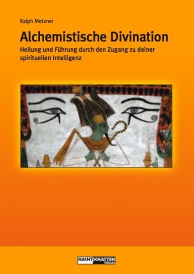 Alchemistische Divination - Blick ins Buch
