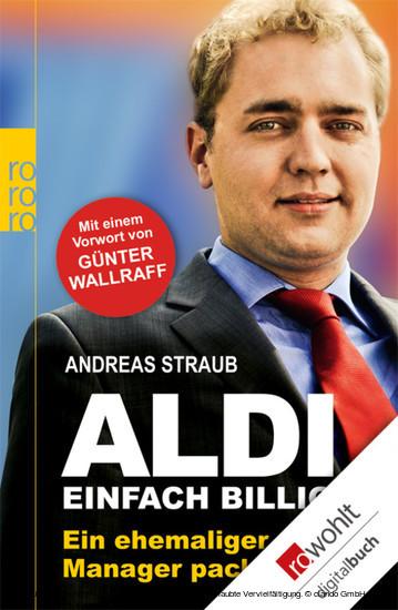 Aldi - Einfach billig - Blick ins Buch