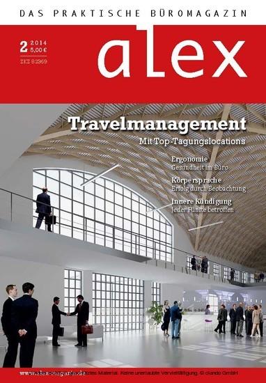 Alex 02/2014 - Blick ins Buch