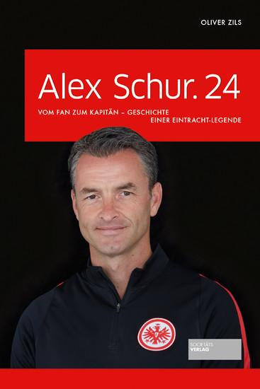 Alex Schur.24 - Blick ins Buch