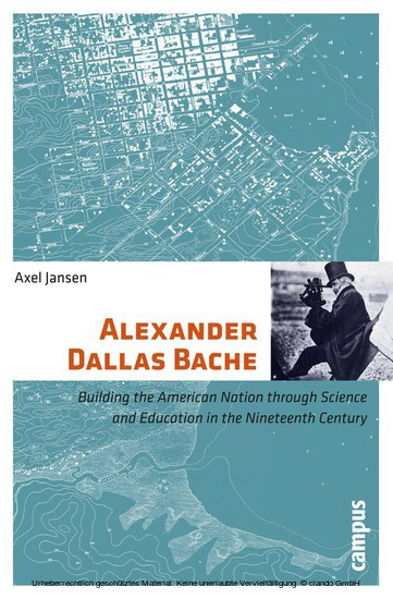 Alexander Dallas Bache - Blick ins Buch