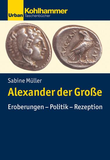 Alexander der Große - Blick ins Buch