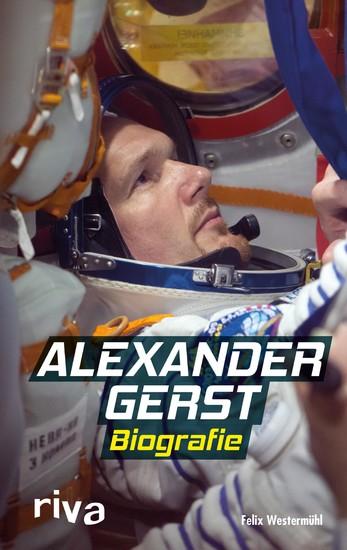Alexander Gerst - Blick ins Buch