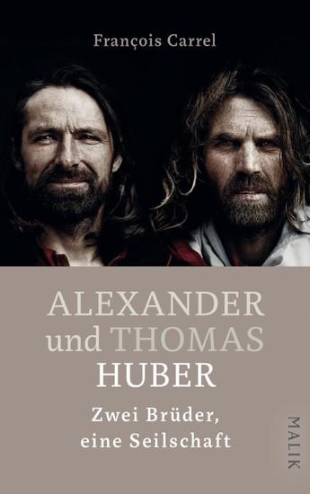 Alexander und Thomas Huber - Blick ins Buch