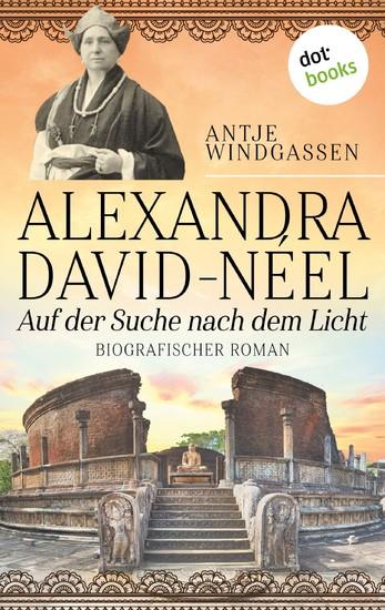 Alexandra David-Néel: Auf der Suche nach dem Licht - Blick ins Buch