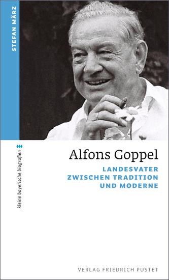 Alfons Goppel - Blick ins Buch