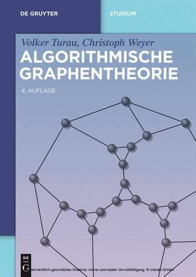 Algorithmische Graphentheorie - Blick ins Buch
