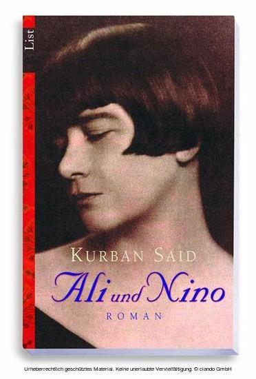 Ali und Nino - Blick ins Buch