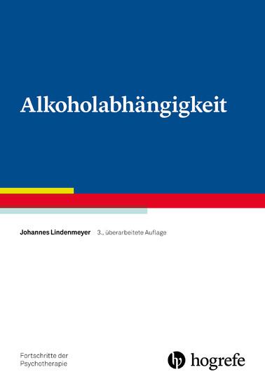 Alkoholabhängigkeit - Blick ins Buch