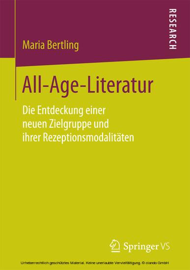 All-Age-Literatur - Blick ins Buch