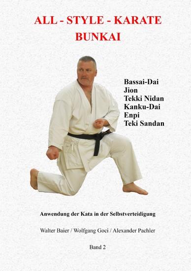 All-Style Karate Bunkai 2 - Blick ins Buch