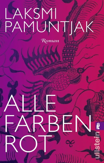 Alle Farben Rot - Blick ins Buch