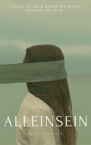Alleinsein - Blick ins Buch