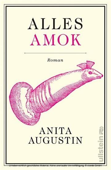 Alles Amok - Blick ins Buch
