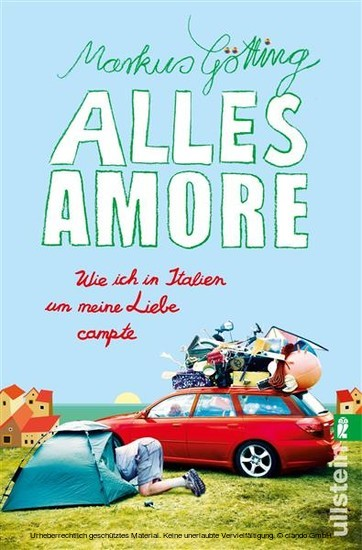 Alles Amore - Blick ins Buch