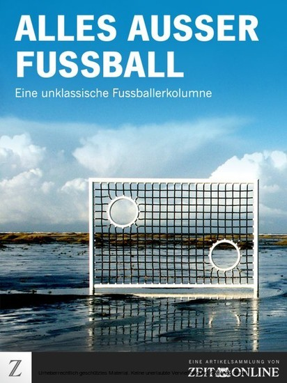 Alles außer Fußball - Blick ins Buch