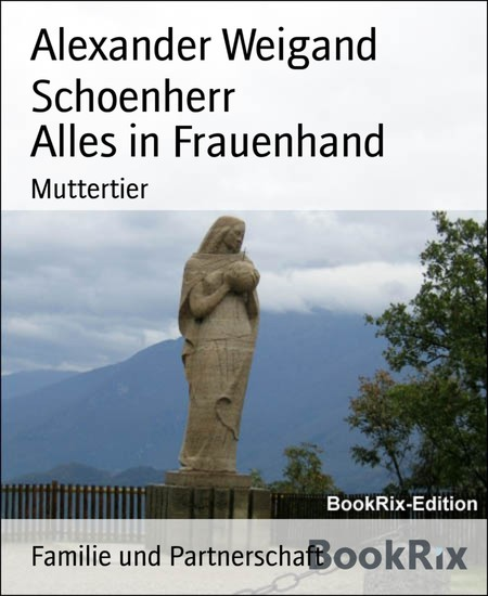Alles in Frauenhand - Blick ins Buch