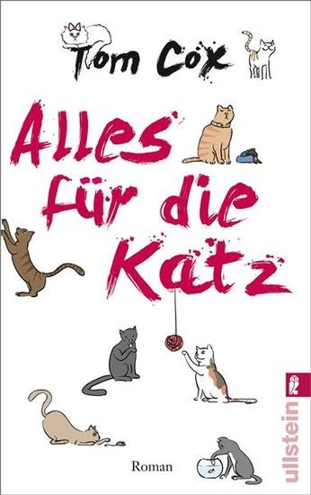 Alles für die Katz - Blick ins Buch