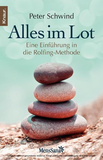 Alles im Lot - Blick ins Buch
