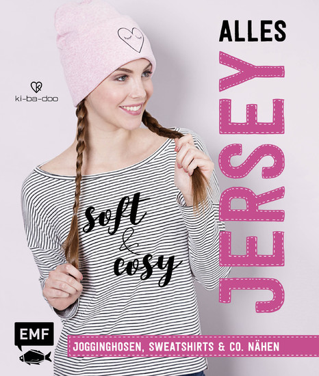 Alles Jersey - Soft and cosy - Blick ins Buch
