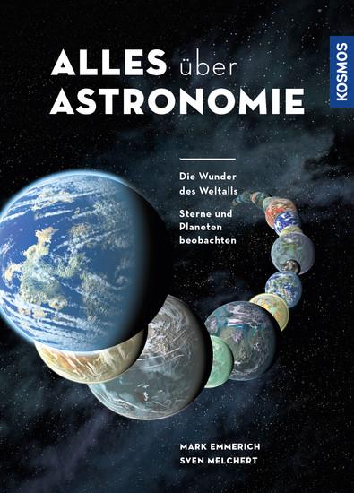 Alles über Astronomie - Blick ins Buch