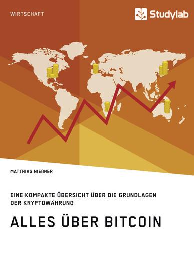 Alles über Bitcoin. Eine kompakte Übersicht über die Grundlagen der Kryptowährung - Blick ins Buch