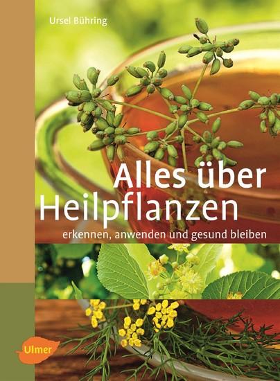 Alles über Heilpflanzen - Blick ins Buch