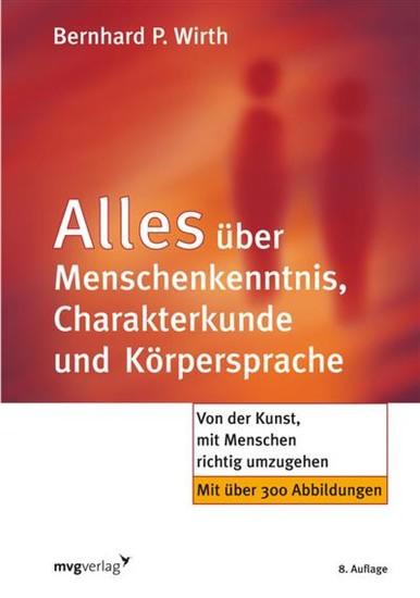 Alles über Menschenkenntnis, Charakterkunde und Körpersprache - Blick ins Buch