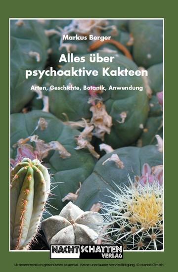 Alles über psychoaktive Kakteen - Blick ins Buch