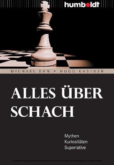 Alles über Schach - Blick ins Buch