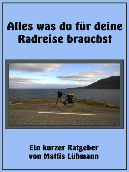 Alles was du für deine Radreise brauchst - Blick ins Buch