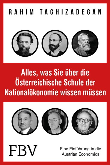Alles, was Sie über die Österreichische Schule der Nationalökonomie wissen müssen - Blick ins Buch