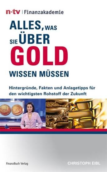 Alles, was Sie über Gold wissen müssen - Blick ins Buch