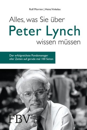 Alles, was Sie über Peter Lynch wissen müssen - Blick ins Buch