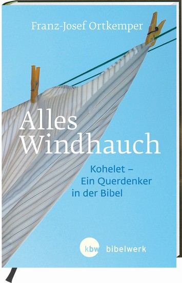 Alles Windhauch - Blick ins Buch