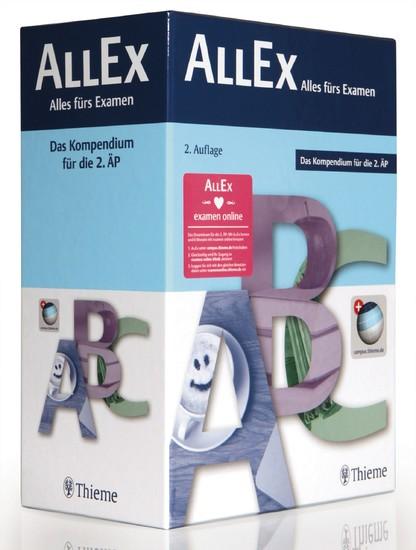 AllEx - Alles fürs Examen - Blick ins Buch
