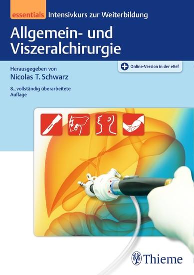 Allgemein- und Viszeralchirurgie essentials - Blick ins Buch