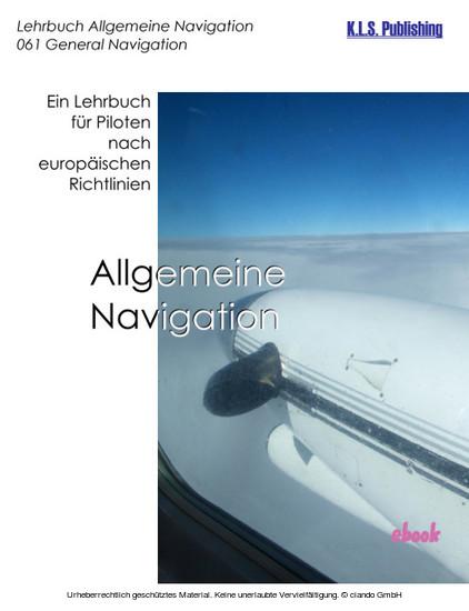 Allgemeine Navigation - Blick ins Buch