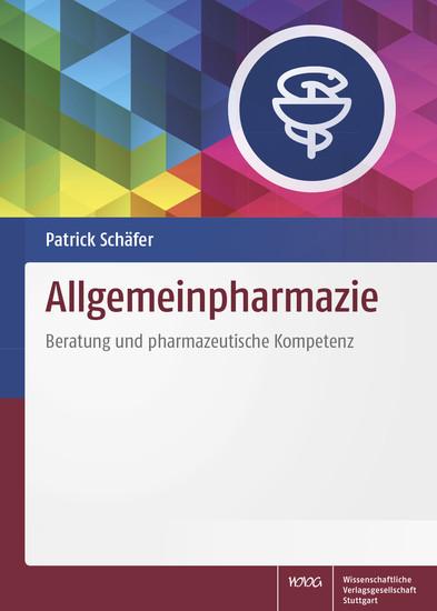 Allgemeinpharmazie - Blick ins Buch