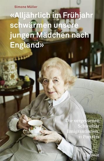 """""""Alljährlich im Frühjahr schwärmen unsere jungen Mädchen nach England"""" - Blick ins Buch"""