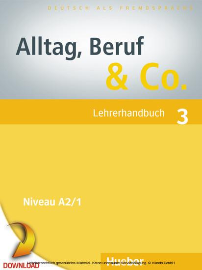 Alltag, Beruf & Co. 3 - Blick ins Buch