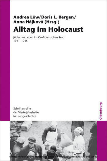 Alltag im Holocaust - Blick ins Buch
