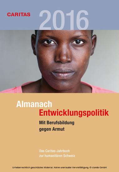Almanach Entwicklungspolitik 2016 - Blick ins Buch