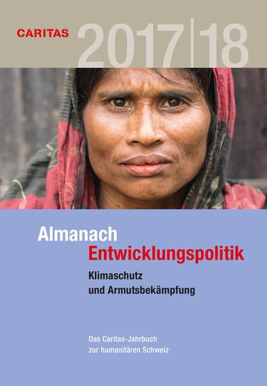 Almanach Entwicklungspolitik 2017/18 - Blick ins Buch