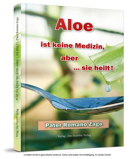 Aloe ist keine Medizin - Blick ins Buch