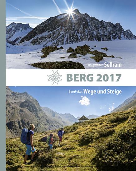 Alpenvereinsjahrbuch BERG 2017 - Blick ins Buch