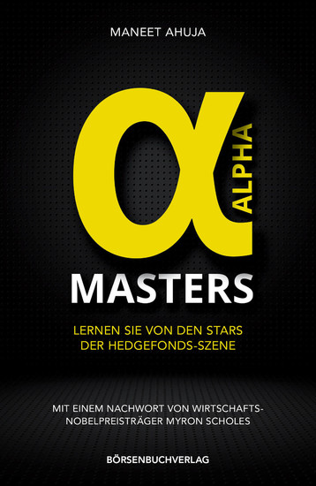 Alpha-Masters - Blick ins Buch