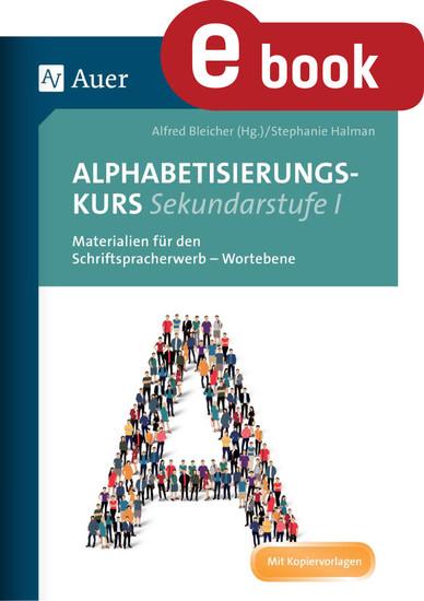 Alphabetisierungskurs Sekundarstufe I - Blick ins Buch